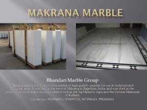 Marana White Marble