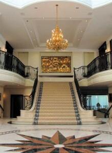 Beautiful Marble Flooring